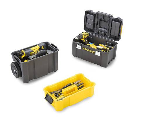 "Trolley Tool trolley ESSENTIAL tools ""3 IN 1"" FMST1-80103 Stanley"