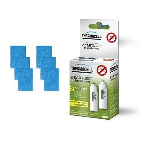 Charging 24 Hours Protection for Thermacell Activa Mosquito Devices