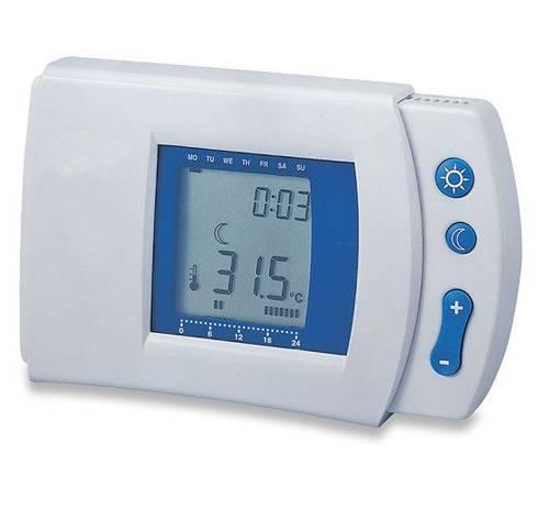 Chrono Weekly Digital Thermostat 7 Programs 59215 Electraline