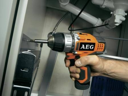 Cordless Drill Battery BS12 C2 ProLithium Ion AEG
