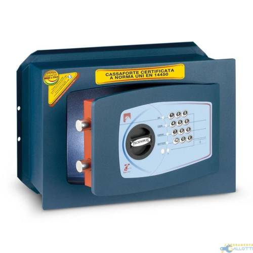 Digital Wall Safe with Combination GT/4 Technomax