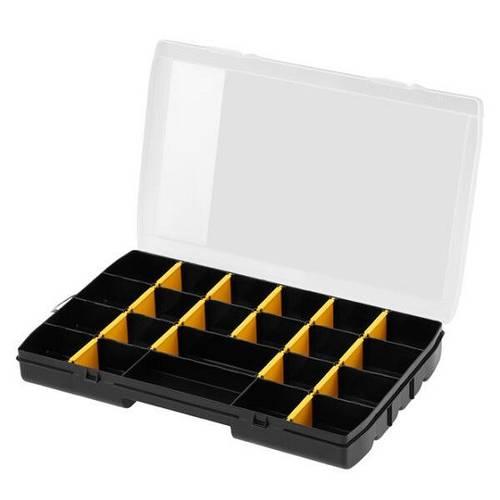 Organizer case BASIC Small parts cabinet in Stanley Polypropylene