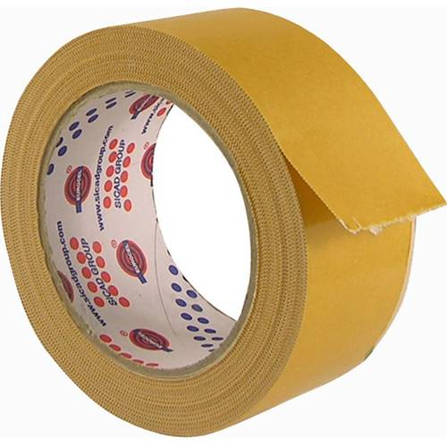 Double-sided carpet tape to mm.50 x mt.25