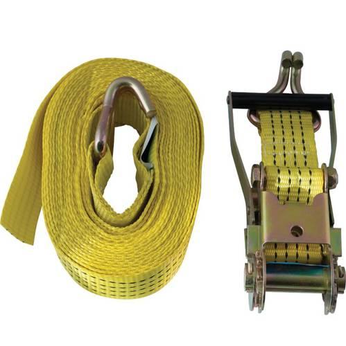 Double Strap 2 Hooks + Ratchet mt.9 mm.50 099054 Maurer