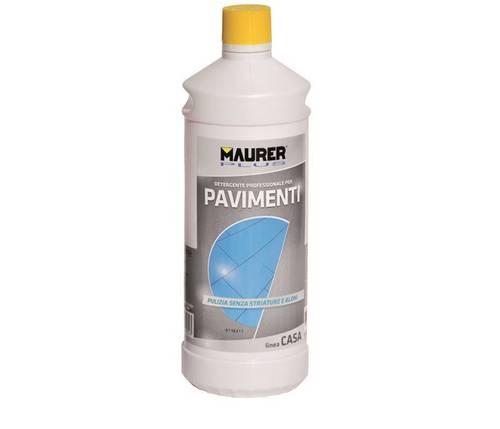 Detergent Detergent for Floors Without Halo 1 Lt 94172 Maurer