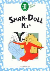 Stain Remover Stain Trielina SMAK DOLL K2 1 Liter Dollmar