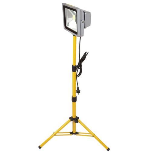 30W LED Projector on PRSPOT30TTP Ribimex Tripod