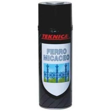 Spray paint Micaceous Iron 400 ml Teknica