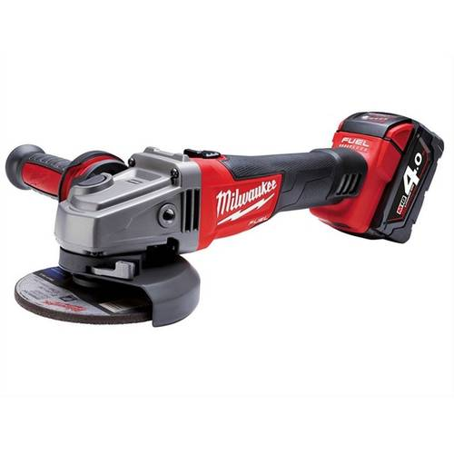 Angle Grinder in Battery M18CAG115X-402C Milwaukee 115 mm