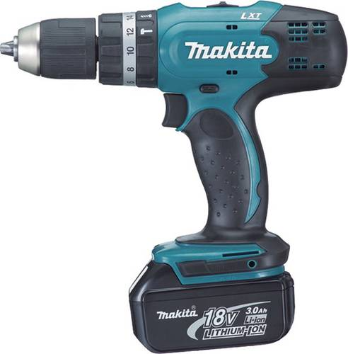 Drill Screwdriver with DHP453RF3J 18V Makita