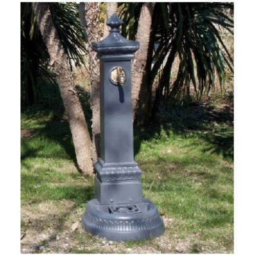 "Cast iron fountain ""Styria"" Papillon 55491"