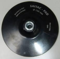 Supporto con Velcro Saitac-Pad-Vel M14 Date