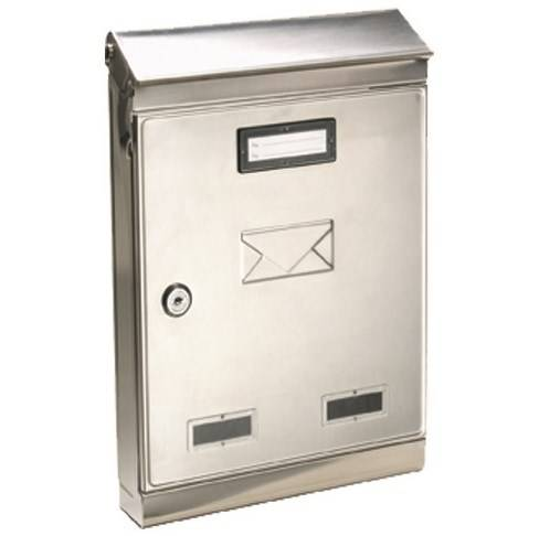"Mailbox for Magazines ""Evoluzione"" Inox"