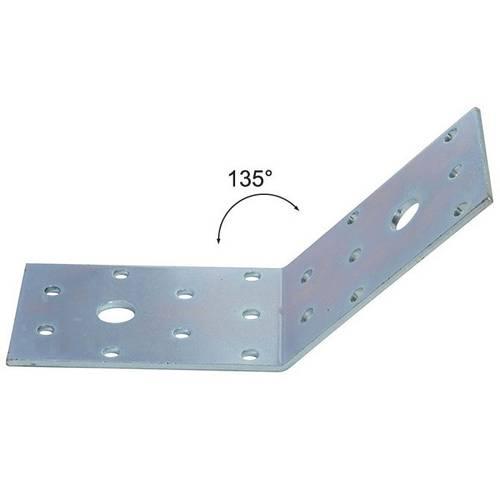 Heavy plate angle 135 °