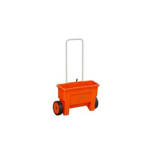 Cart fertilizer spreader for sowing fertilize KIKKO 520 Agrati