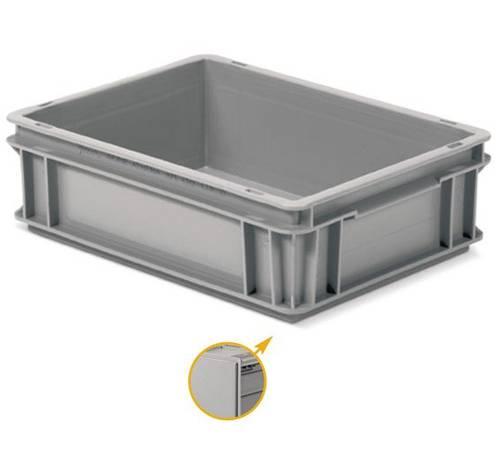 Athena Ecogreen 10 Lt Dark Gray Plastic Box