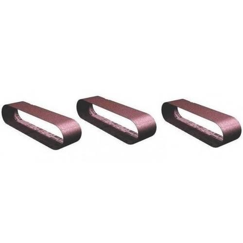 Abrasive belt 3 pieces 910x100mm Grana 80 Sanding Belt 1905078 Valex