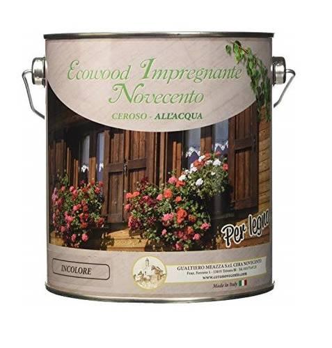 Impregnating with Acqua Cerato Ecowood