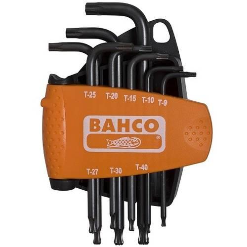 Assortment 8 Hexagonal Keys Torx BE-9675 Bahco