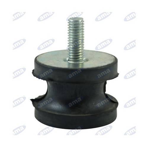 Support Cylindrical Cushioned Sgolato 40x30mm M / F 03367 Ama