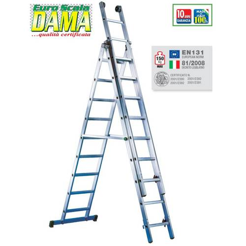 Scale Transformable Dama 3 Ramps D380-3 Facal