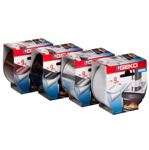 Tape Aluminium High Temperature Smoke Geko