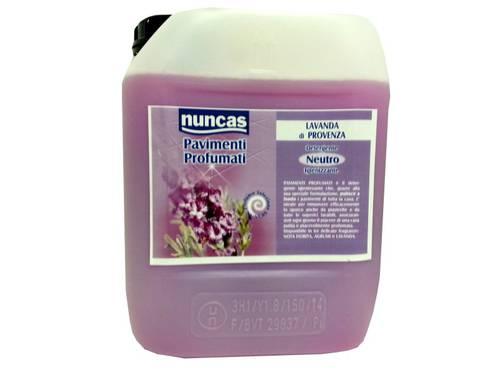 Perfumed Detergent Detergent for Lavender 5Lt Nuncas