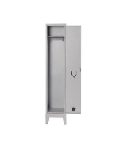 1 place sheet metal locker cupboard 36 x33x180 cm SP3633 Coarme