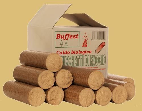 Firewood Firewood in Tronchetti 20 kg