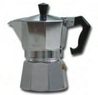 Coffee Maker Moka Bialetti 3 Cups
