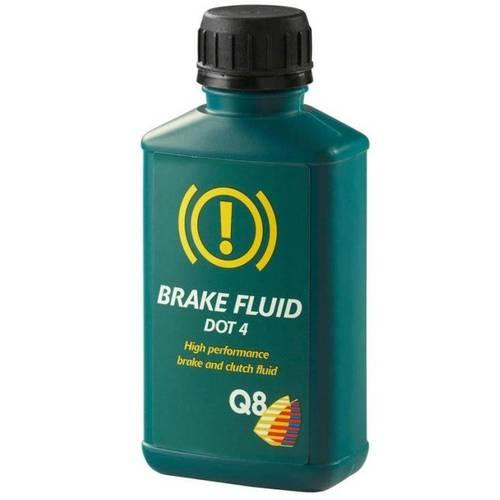 Fluido Freni Q8 Brake Fluid Dot 4 1Litro