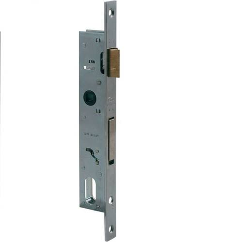 Lock a Delivery with Latch for Oval Cylinder Mod.7542010 Iseo