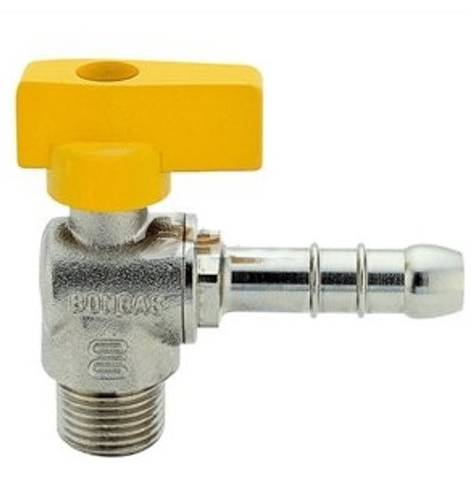 Male Gas Ball Socket with Hose Holder