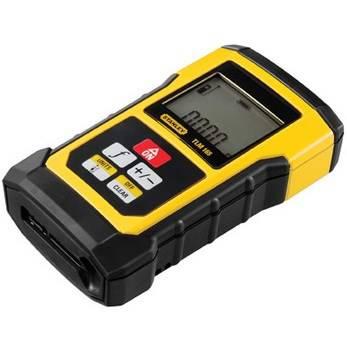 Misuratore Laser TLM 165 Stanley 50mt. STHT1-77139