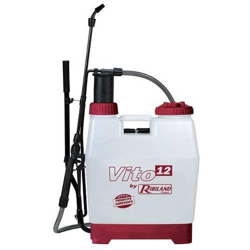 Pressure Storage Nebulizer Pump Aggressive Products VITO 12lt PRP120DC Ribimex