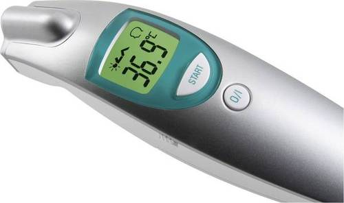Infrared thermometer FTN 76120 Medisana