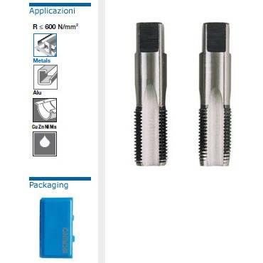 Male Hand CV Gas 2pz Series. krino 10015
