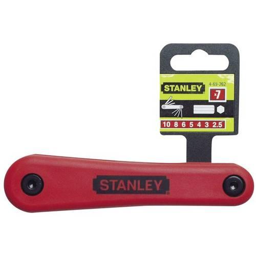 Pocket Sept. 7 Keys Hexagonal Male 4-69-262 Stanley