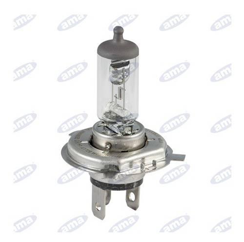 Bulb for lights H4 12V 55 / 60W P43T 00373 Ama