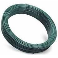 Hank Wire Iron Plastificato # 4 m.30 Filomat