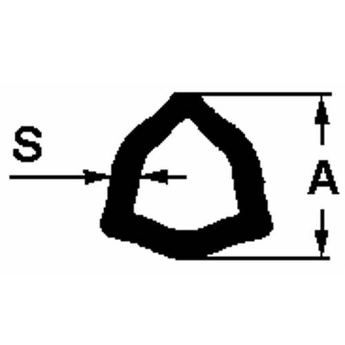 Fork tube Triangular Adaptable Internal By-Py