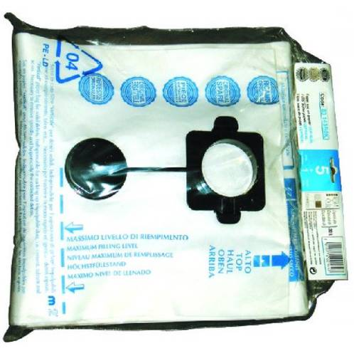Conf. 5 bags in paper Aspirator AS 31 Wet & Dry Comet 3050000200