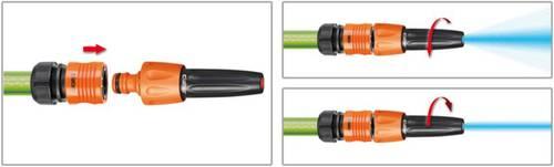 Lancia irrigation Spray Adjustable 8617 Claber
