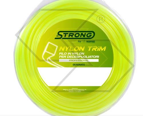 Filo Quadro Nylon Strong 3,0 mm x 50 m R303619 Sabart