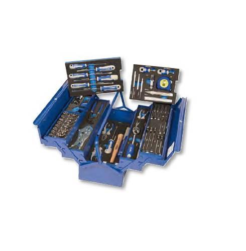 Toolbox Complete Tools 67 Pcs 9020F550FF10 Irimo