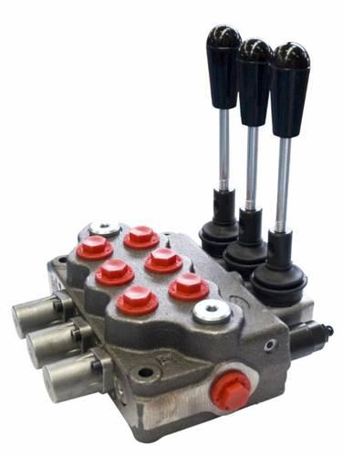 """3-Lever Distributor """"Basic"""" Lt.40 58272"""