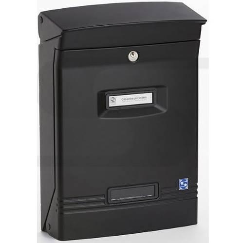 Mailbox Gioiosa Nera 10-400.9005 Silmec