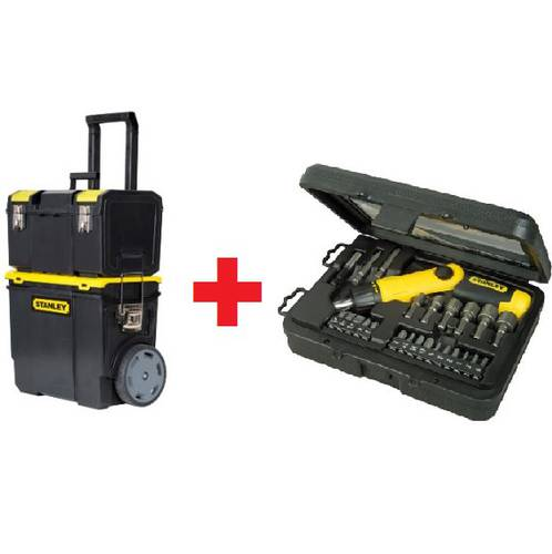 Shopping Tool holders Stanley 1-70-326 + September 22 pcs Ratchet Screwdriver with Bits 0-63-022 Stanley