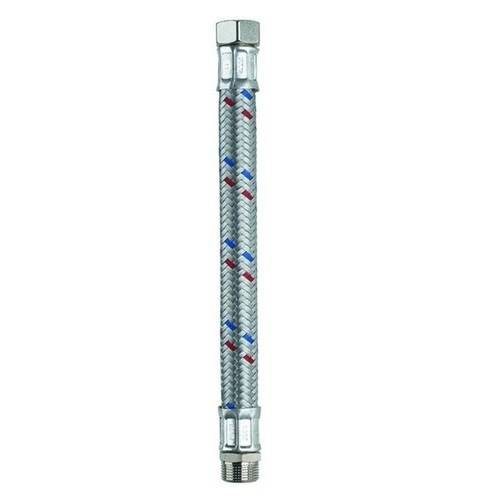 Galvanized Steel Anti-vibration Pipe MF Cold / Hot Water GT Comis