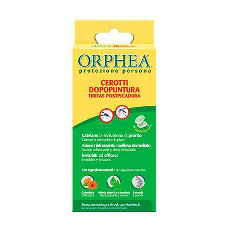 Orphea 30 Post-puncture Patches Mosquitoes Bees Insects